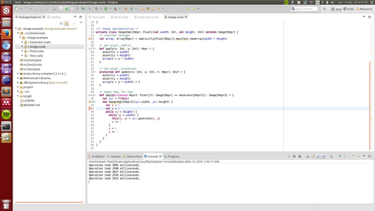 Miniboxing — Image Processing Example - PNWScala